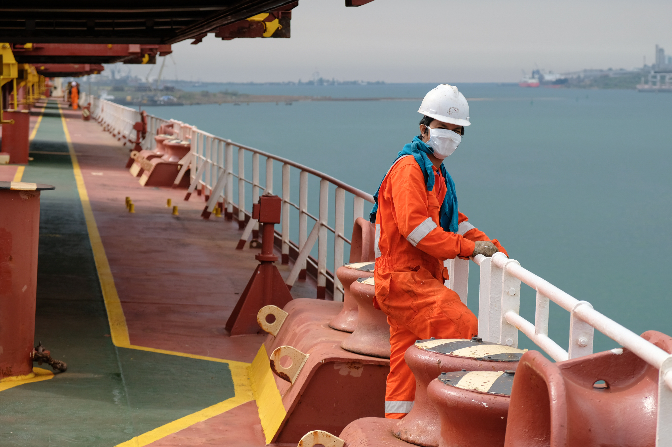 Good Travel Management Offshore oil and gas workers exempt from UK Quarantine Measures.