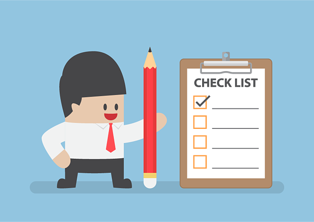 The corporates checklist for an overseas business trip