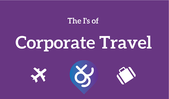 The I's of Corporate Travel- taken from our FREE Business Travel Glossary
