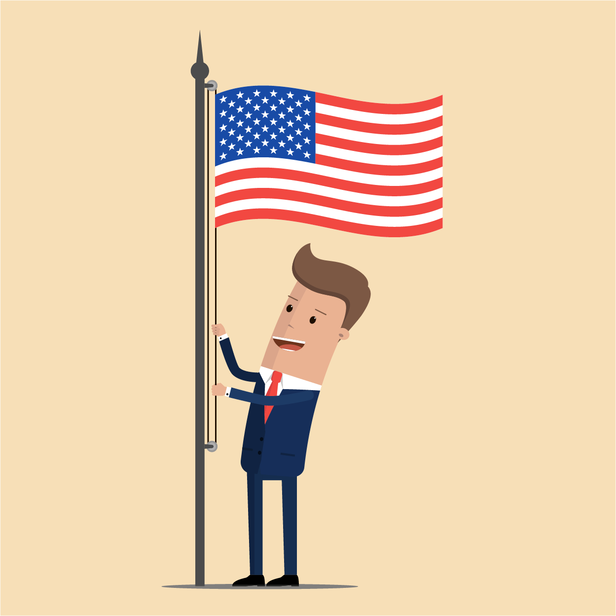 What do business travellers need in place before they travel to the USA?