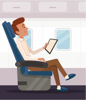 Business Travel Hack: How to get a good night's sleep when you're flying long haul