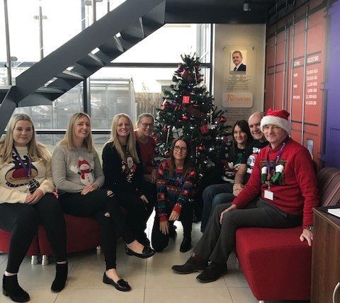 Hull Xmas Jumper Day
