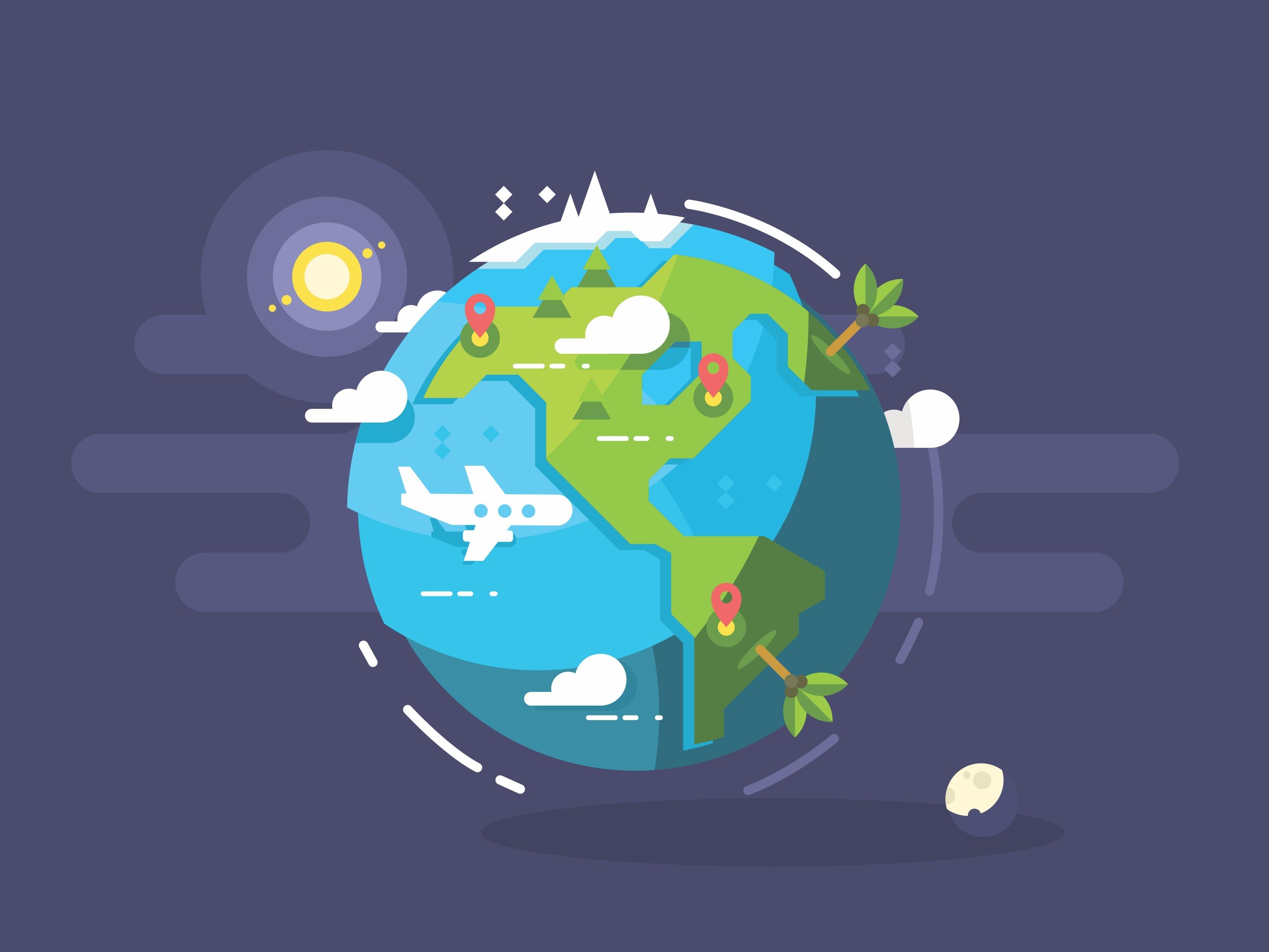 Environment, Business Travel