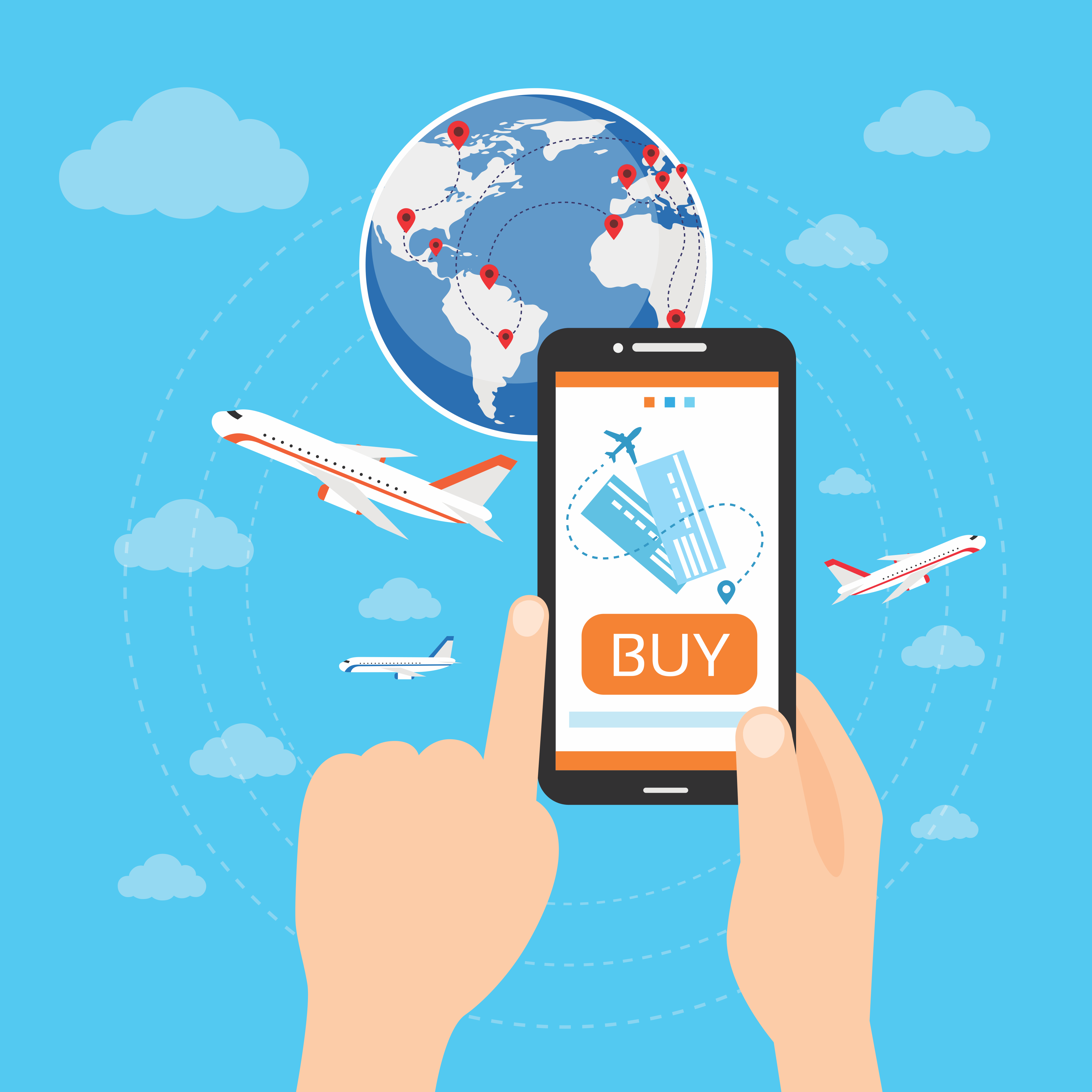 Why do corporate travel airfares increase in such a short period of time?