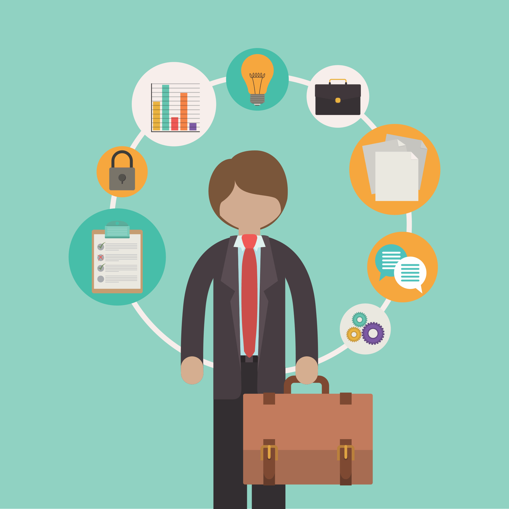 A workaholic's guide to planning before travelling on a business trip...