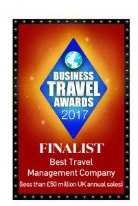 Good Travel Management - Shortlisted
