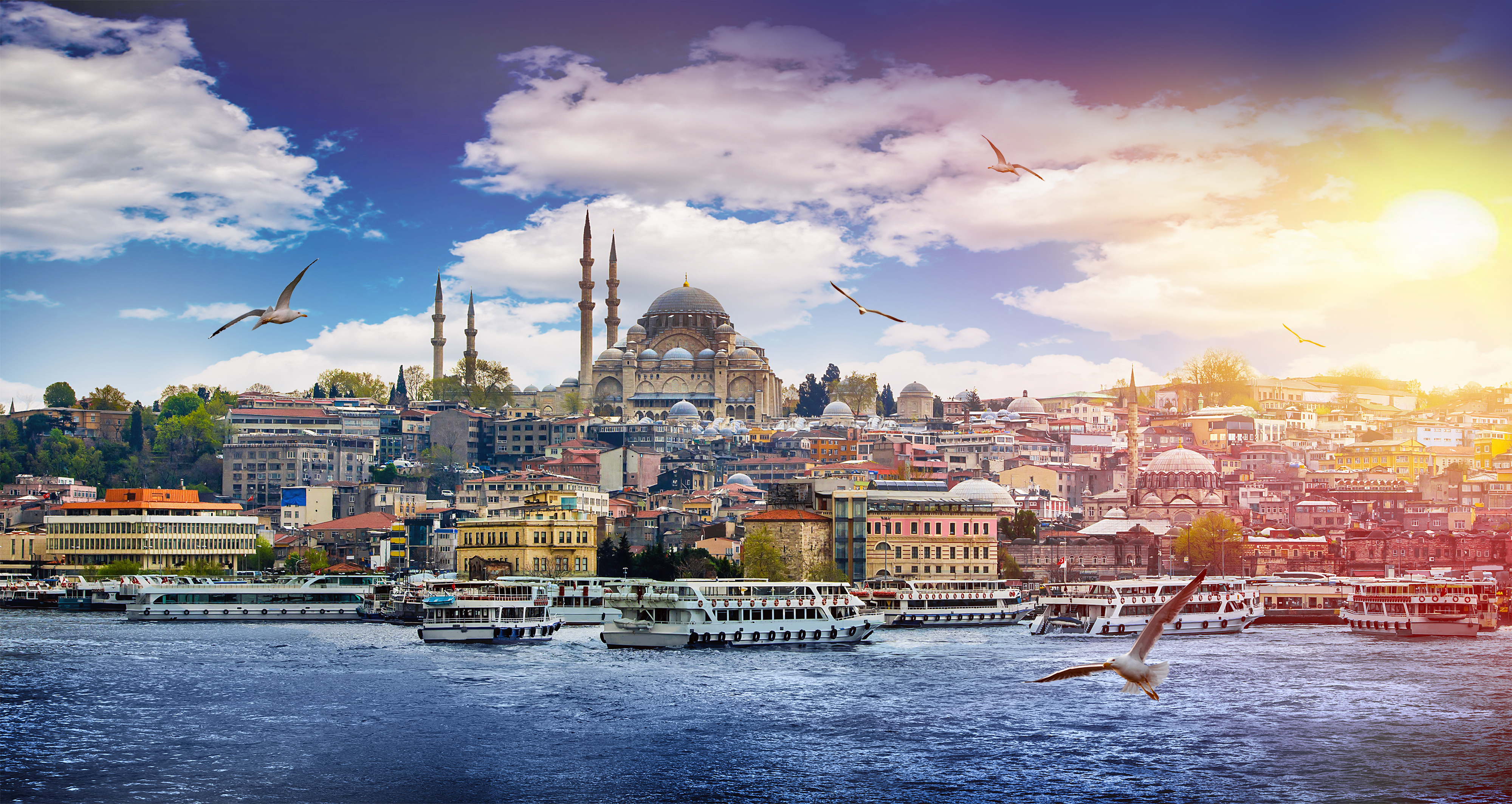 Cityguide Business Travellers Bleisure Guide to Istanbul