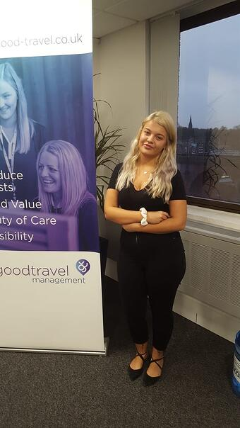 Good Travel Management welcome x3 new Business Travel Apprentices to the operations teams.