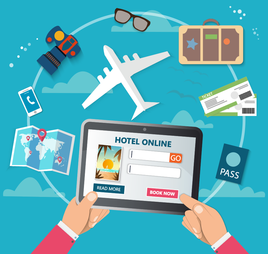 Misconceptions of an online booking tool SP