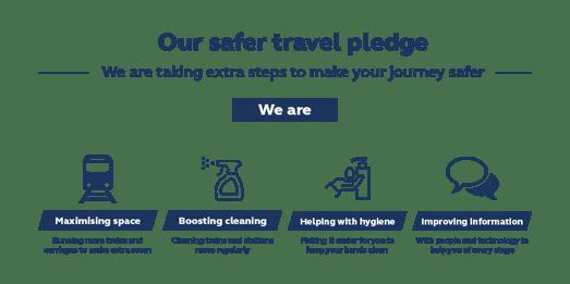 National Rail safer travel pledge 1