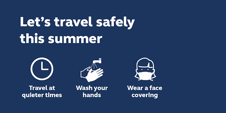 National Rail safer travel pledge 2