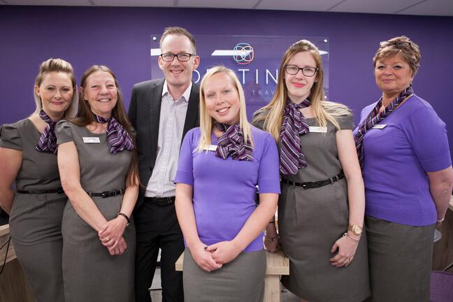 Good Travel's Leisure Divison Mercian Travel rebrands as Destina