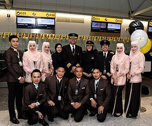 Royal Brunei Non Stop 2