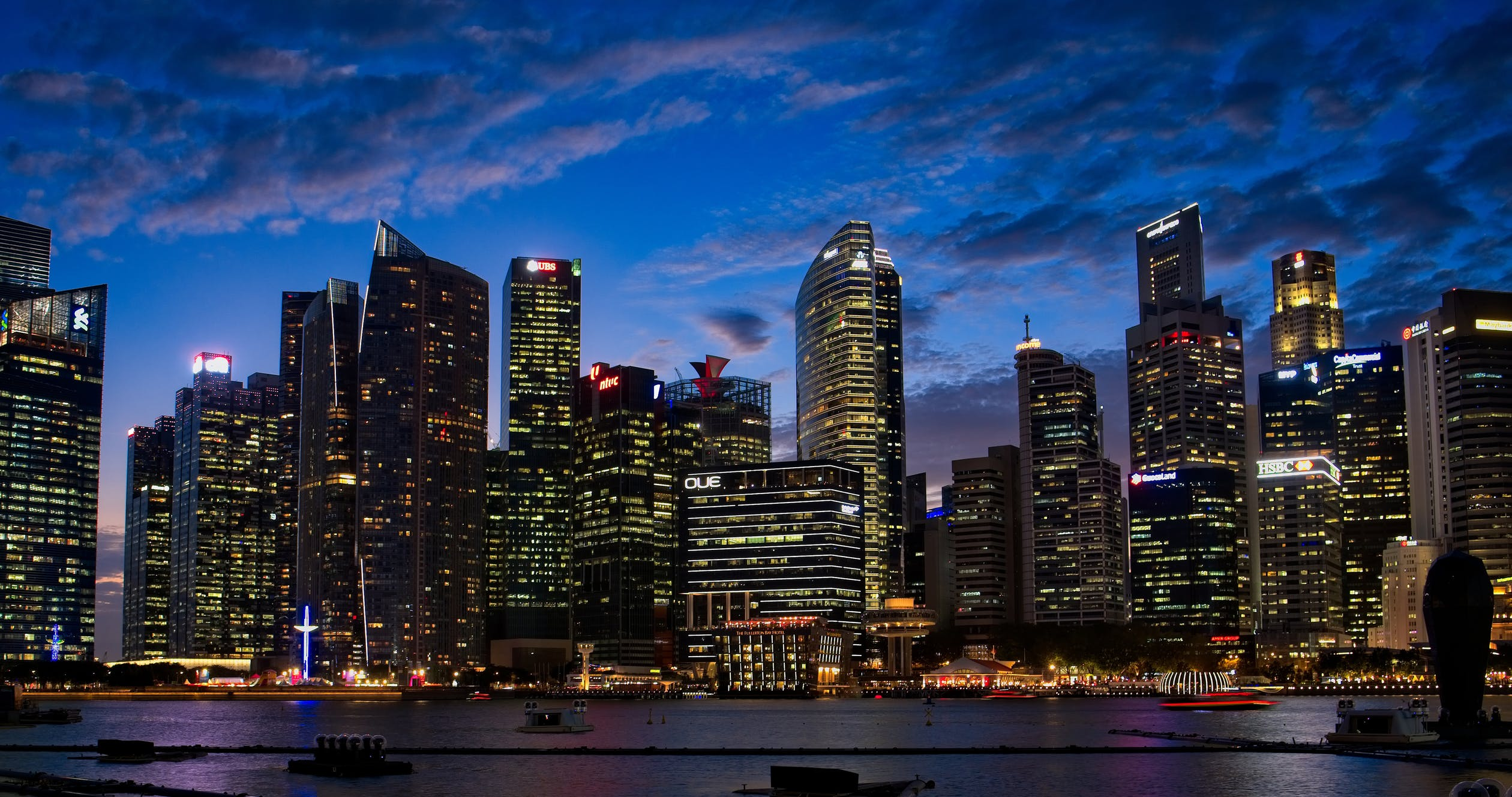 A Business Travellers Bleisure Guide to Singapore