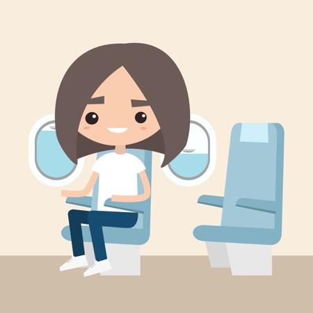 Tips for long-haul flight