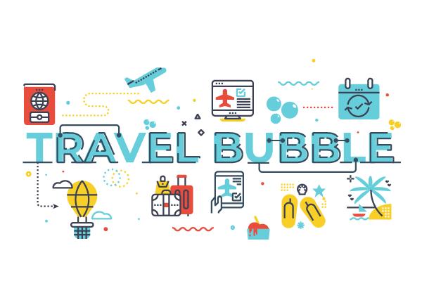 Good Travel Management Travel Bubble 2