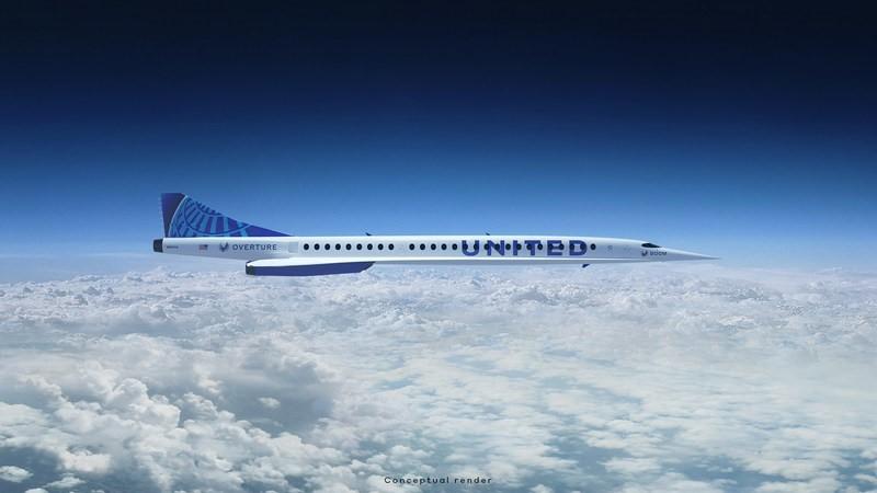 United Supersonic 2021