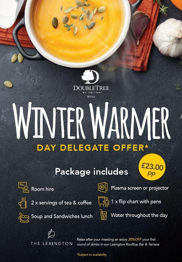 Winter Warmer Lexington