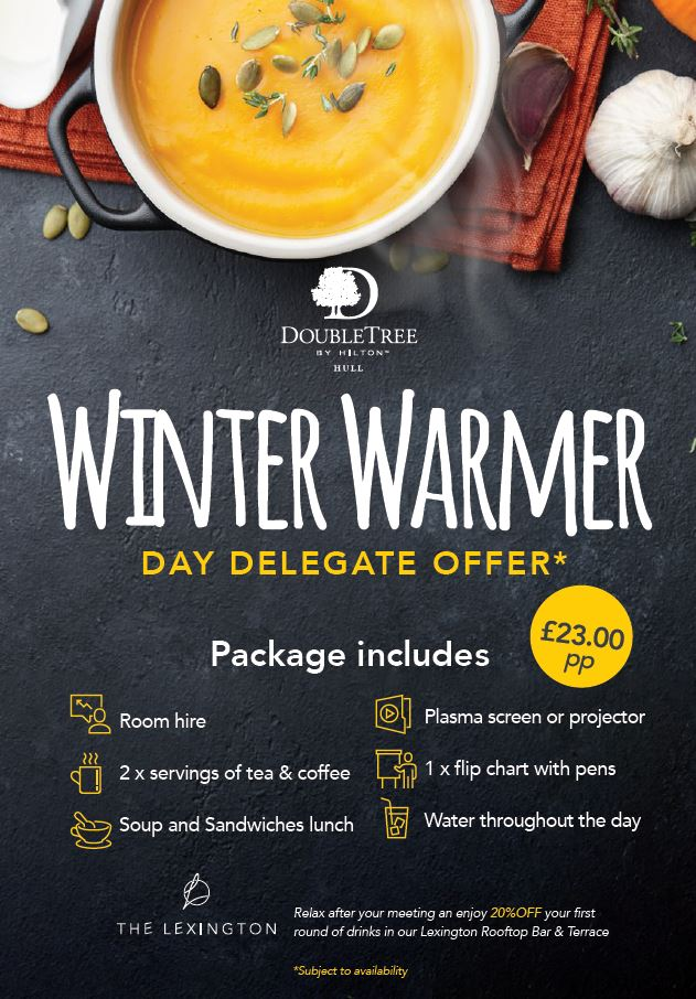 Winter Warmer Lexington