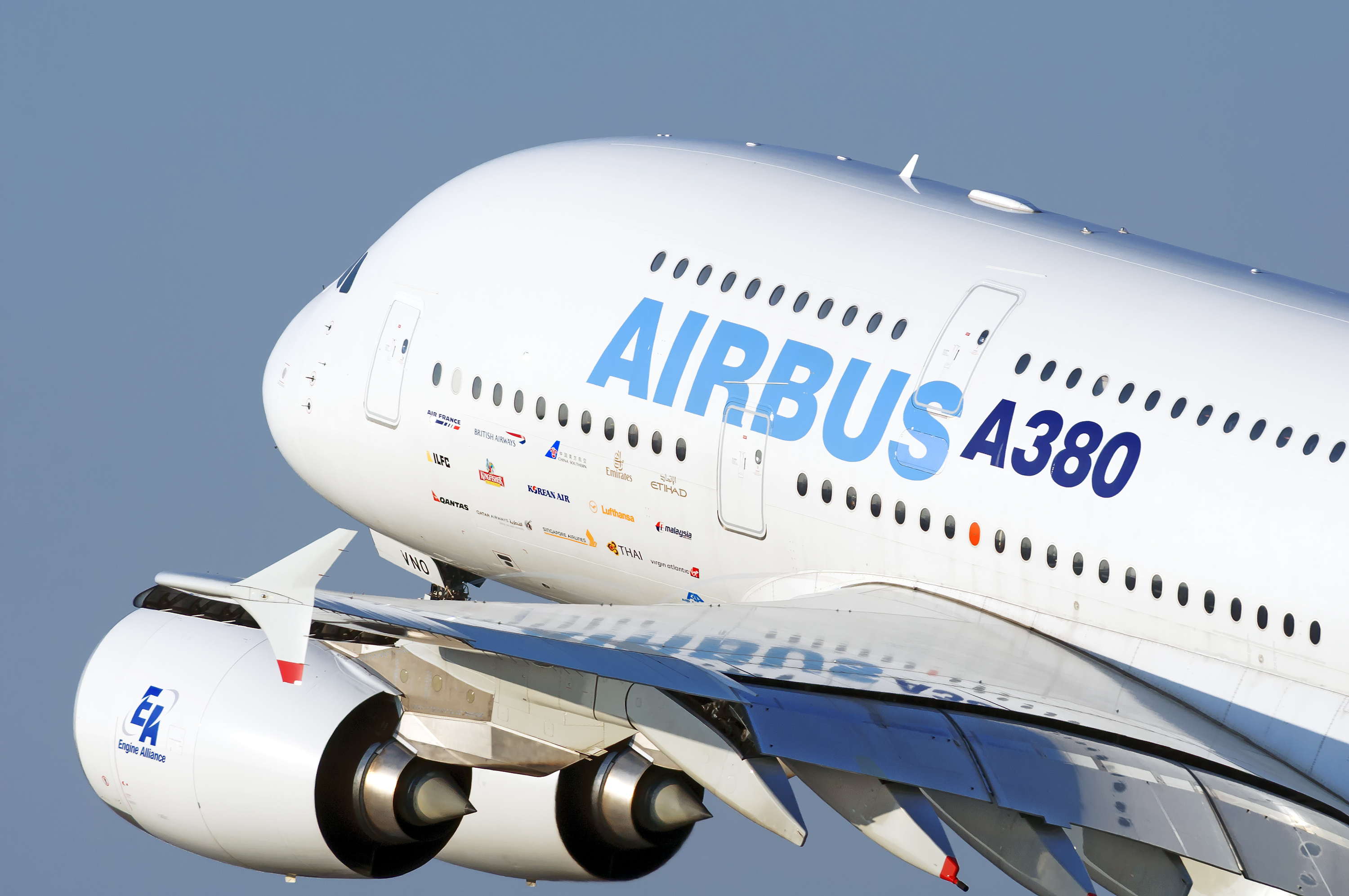 a380 Airbus Editorial Only