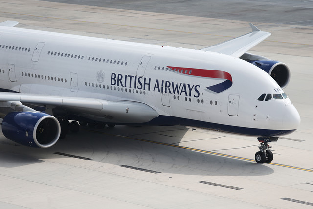 British Airways to launch digital bag tags in January