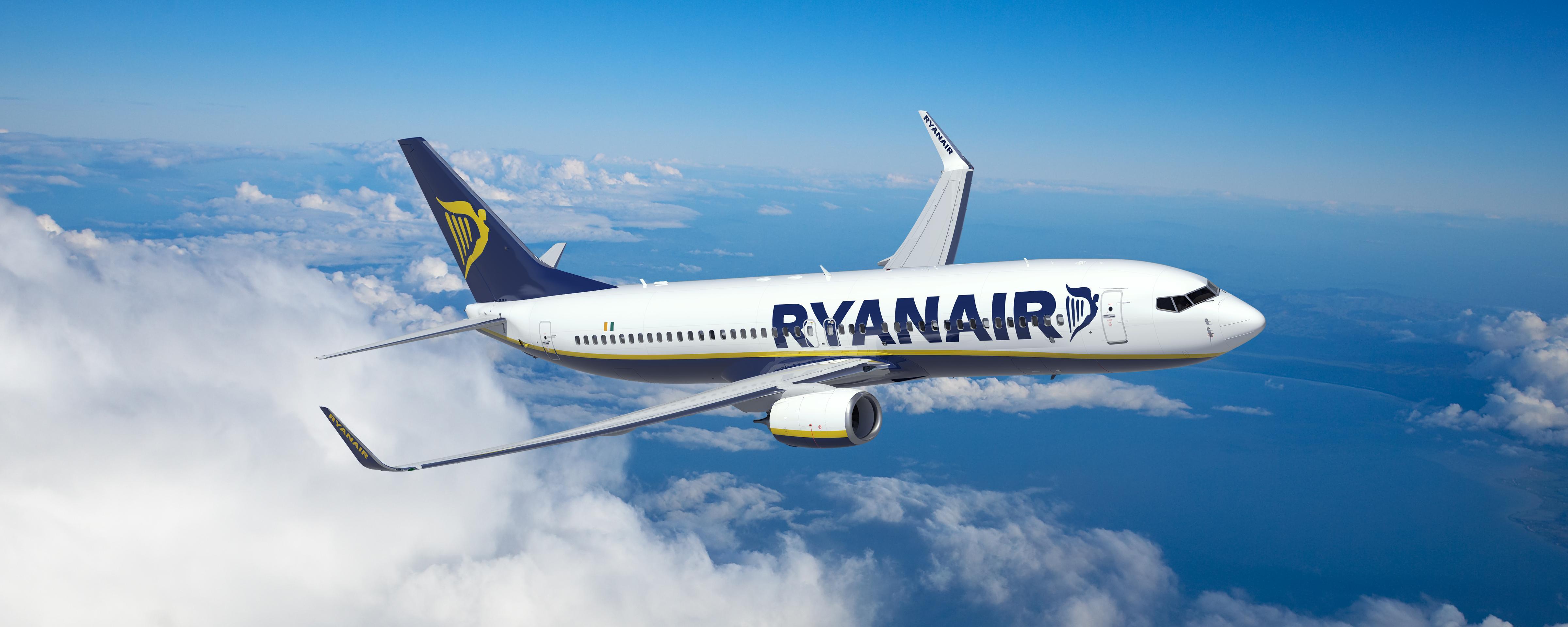 Ryanair to reintroduce Glasgow routes